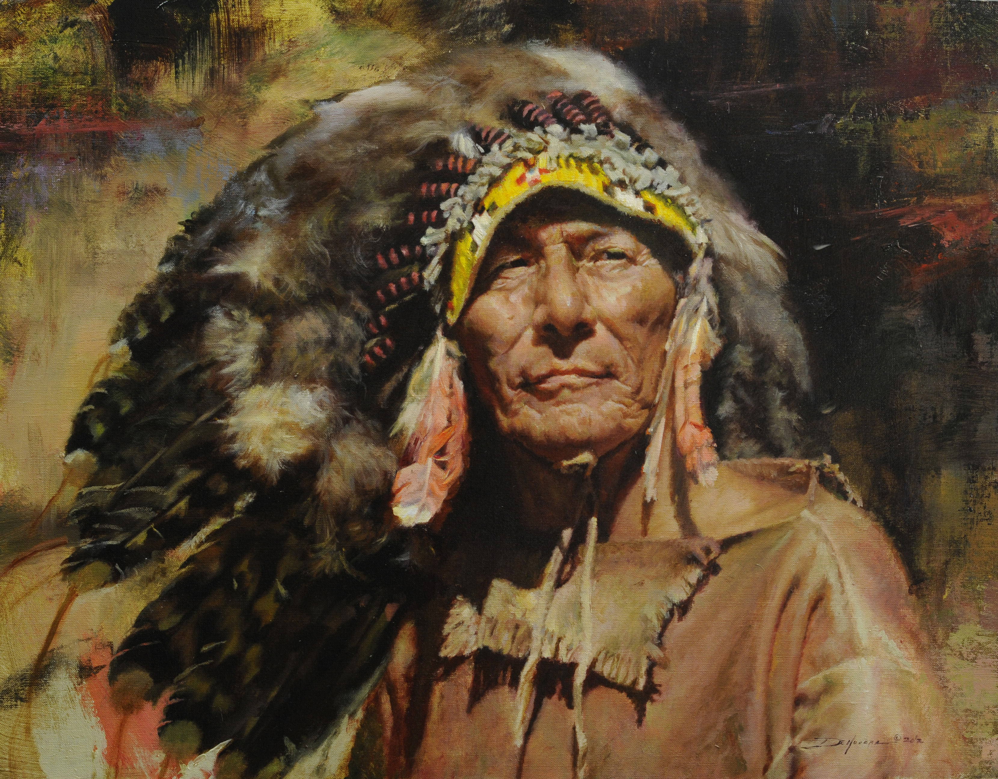 Evergreen fine art hosts national oil painters of america for America s finest paint